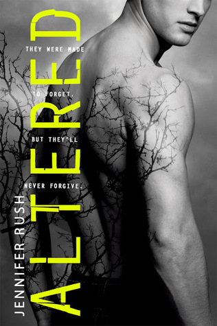 CHASING A GOOD READ: ALTERED BY JENNIFER RUSH