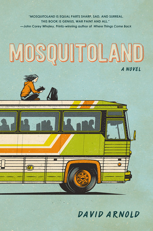 QUITE THE QUERY: David Arnold and MOSQUITOLAND