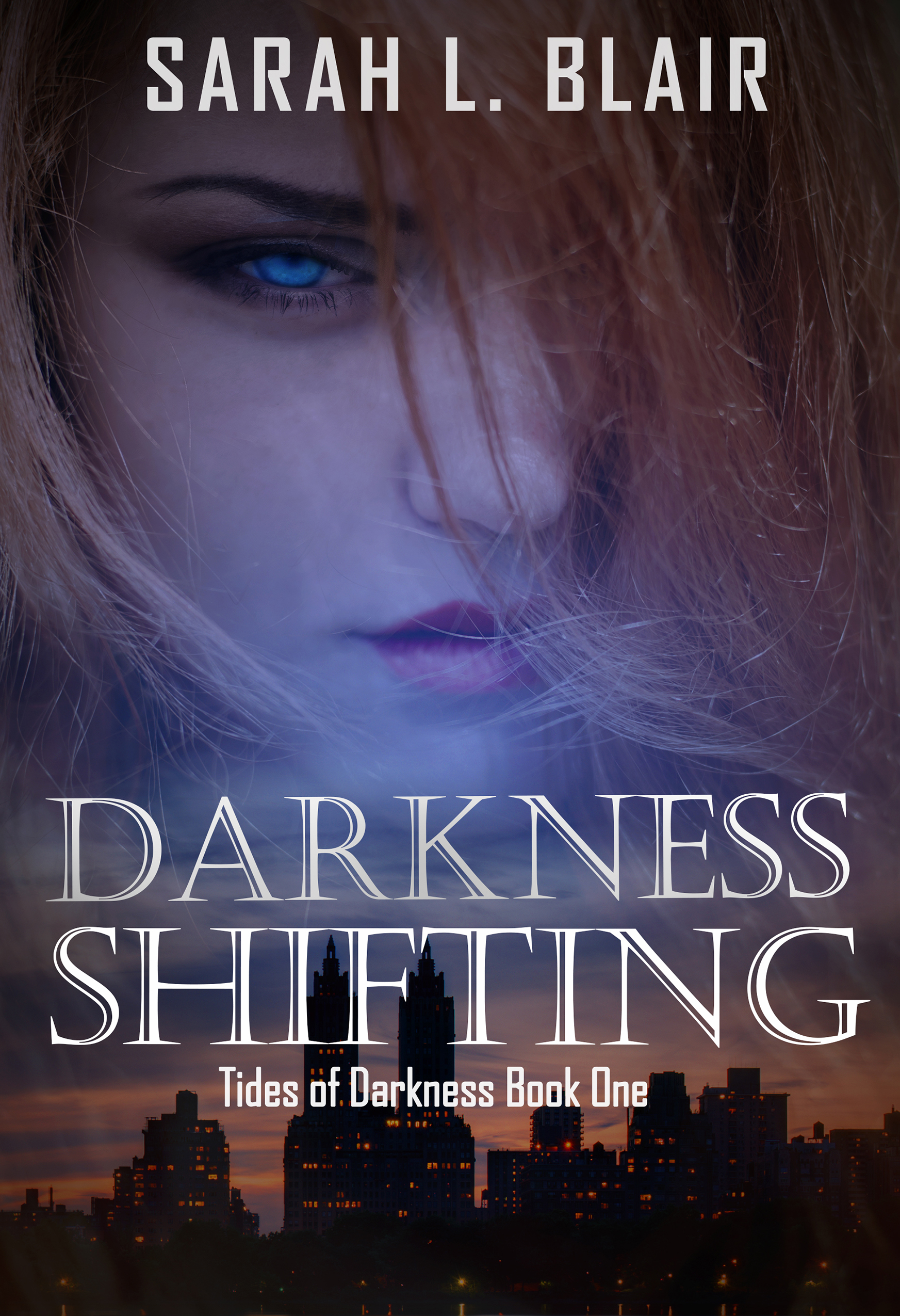 New Release: Sarah L. Blair's DARKNESS SHIFTING
