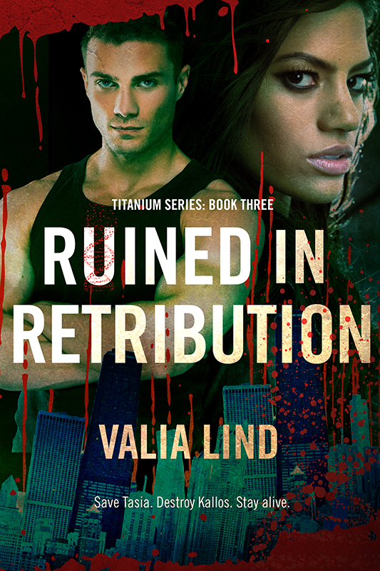 COVER REVEAL: RUINED IN RETRIBUTION by Valia Lind